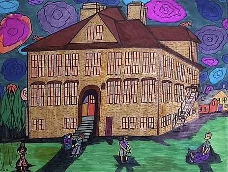 Lincoln School. by Jonathon Hansen