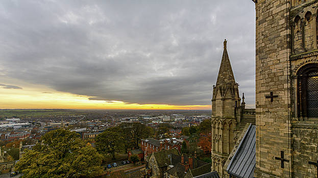Jacek Wojnarowski - Lincoln South View, England