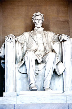 Lincoln Statue by Charles  Ridgway