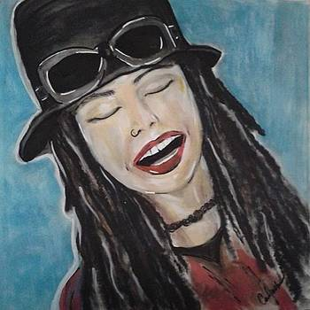 Linda Perry by Cat Jackson