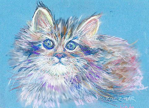 Olga Kaczmar - Linda the Cat