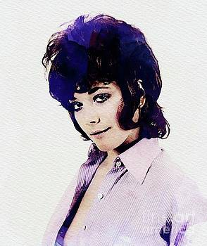 John Springfield - Linda Thorson, Vintage Actress
