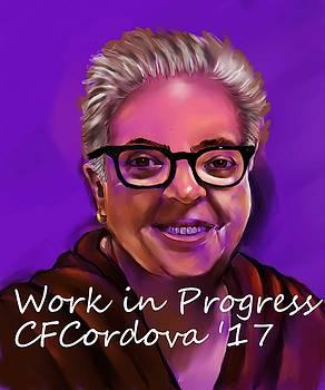 Linda WIP by Carmen Cordova