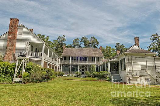 Patricia Hofmeester - Linden House in Natchez, Mississippi
