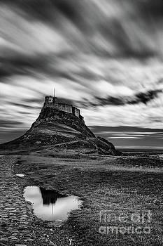 Lindisfarne Castle by John Farnan