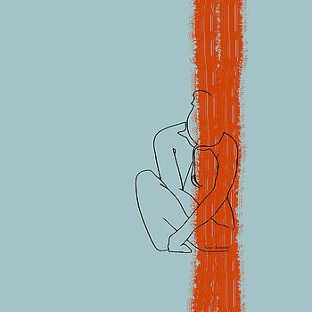 Line of adoration 3 by Slava Shamanoff