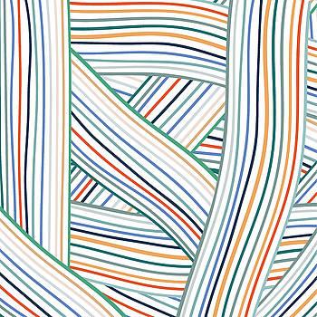 Line Pattern 1 by Gary Grayson