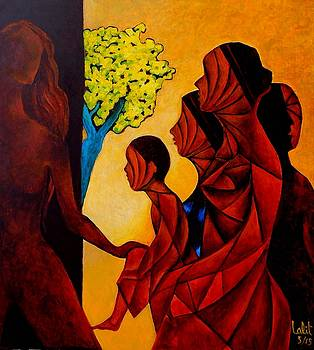 Lineage by Lalit Jain