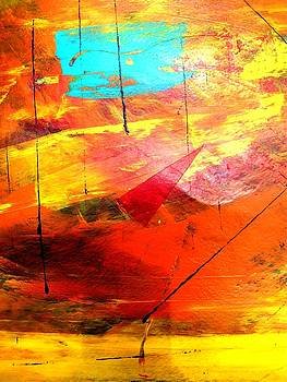 Lines and Landscape by Carolyn Repka