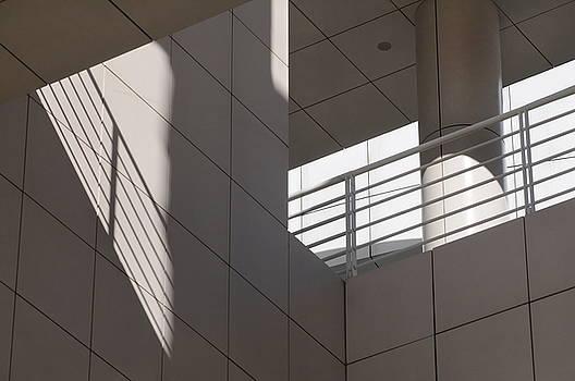 Lines Light Pillar by Dan Holm