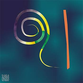 LinesofLife22 by Narayanan Krishnaswamy
