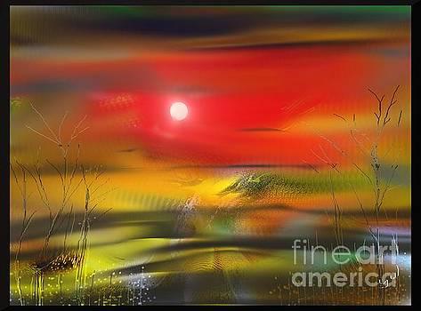 Midnight Flame by Yul Olaivar