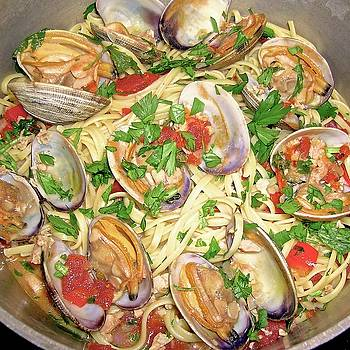 James Temple - Linguine With Clams