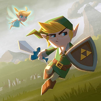 Link by Adam Ford