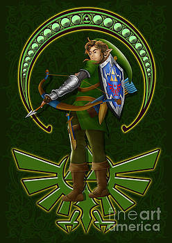 Link Warrior by Three Second
