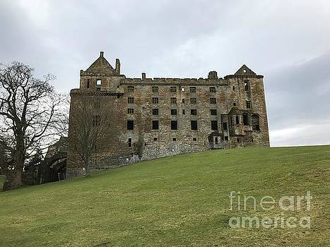 Linlithgow Palace by David Rankin