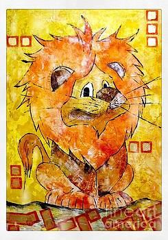 Marek Lutek - Lion 4163