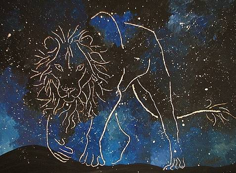 Lion among the Stars by Monica  Webster