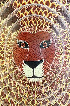Lion by E B Schmidt