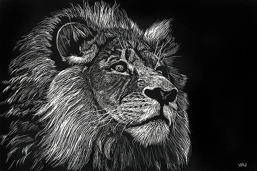 Lion IV by William Underwood