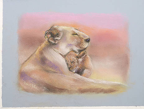 Lion Love by Carol Jobe