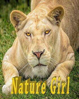 LeeAnn McLaneGoetz McLaneGoetzStudioLLCcom - Lion Nature Girl