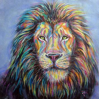 Lion no.2 by Jack No War