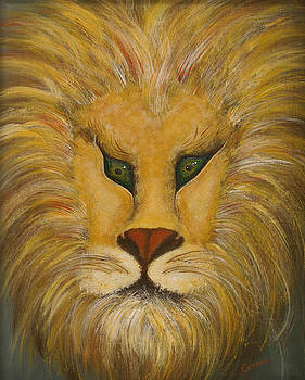 Lion of Judah by Charlotte Smith