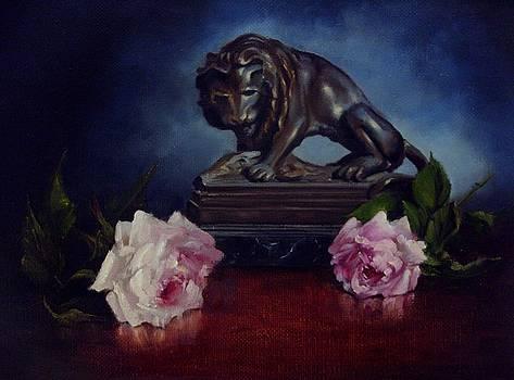 Lion of Macedon by Carmela Brennan