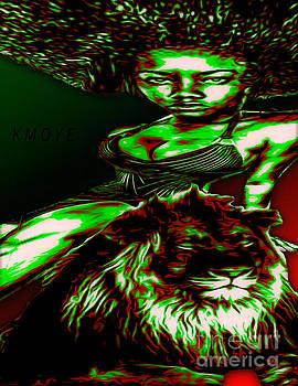 Lion or Lamb by Kanisha Moye