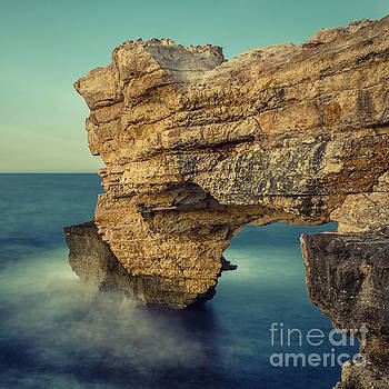 Lion Rock by Christos Koudellaris