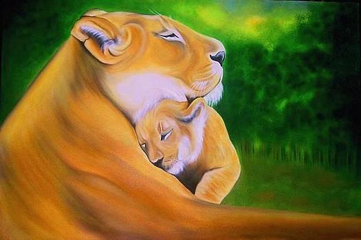 Xafira Mendonsa - Lion