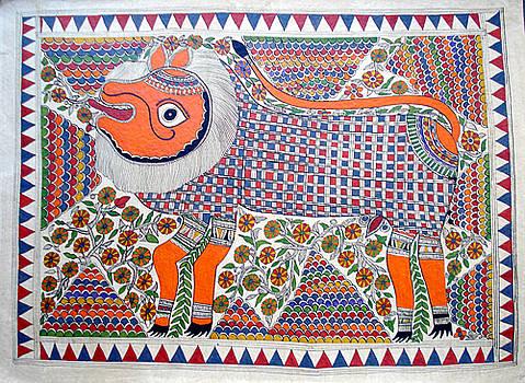 Lion by Yogesh Agrawal