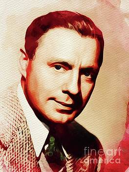 John Springfield - Lionel Barrymore, Hollywood Legend