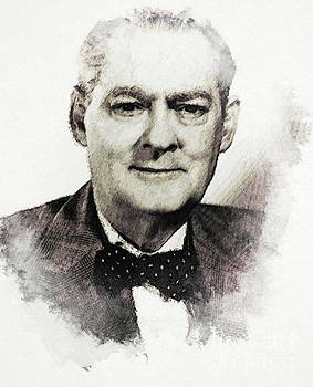 John Springfield - Lionel Barrymore, Vintage Actor
