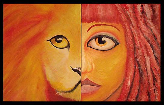 Lioness by Alycia Ryan