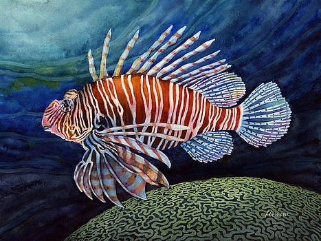 Hailey E Herrera - Lionfish