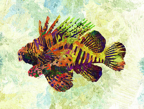 Lionfish by Stacey Chiew