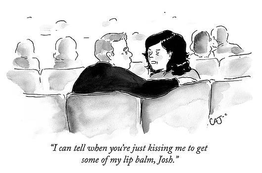 Lip balm by Conde Nast
