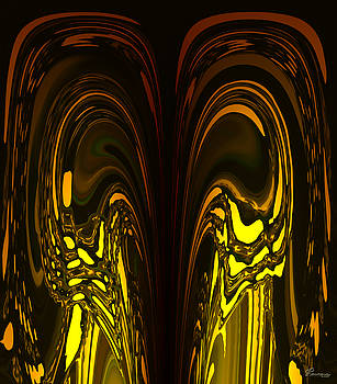Liquid Aurora 5 by Andrea Lawrence