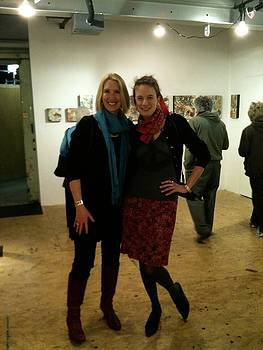 Lisa Barthelson and Virginia Fitzgerals by Artists