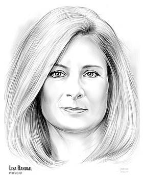 Lisa randall by Greg Joens