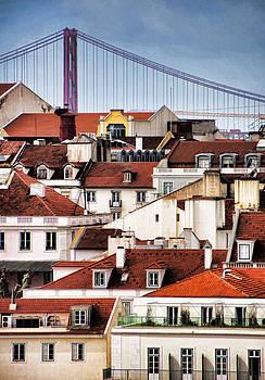 Dennis Cox - Lisbon Rooftops