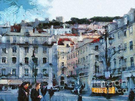 Dimitar Hristov - Lisbon Street