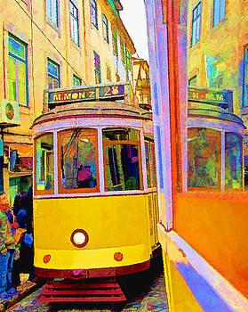 Dennis Cox - Lisbon Trams