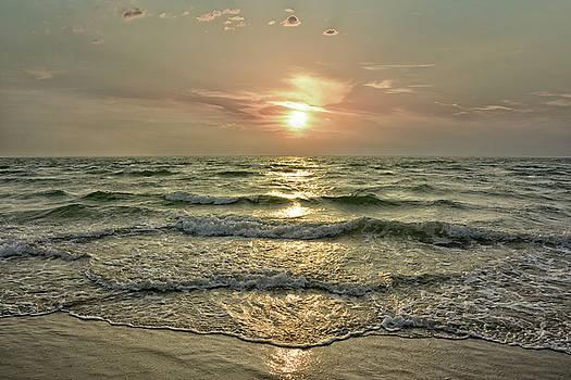 Listen To The Sea by Joachim G Pinkawa