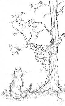 Listen To The Trees by Helen Scanlon