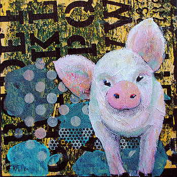 Listen Up Porky  by Kay Fuller
