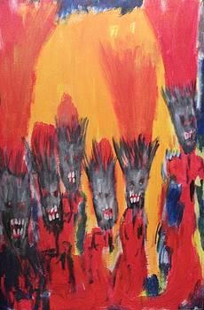 Listining to the Devil by Randall Ciotti