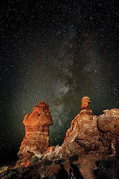 Lit Formations by Steven Reed